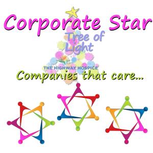Corporate Star – Tree of Light
