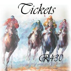 Race Evening Ticket