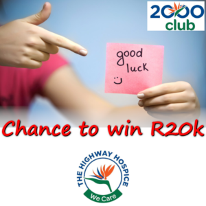 Join the Club & Win R20,000