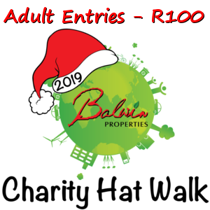 Adult Balwin Charity Walk Entry